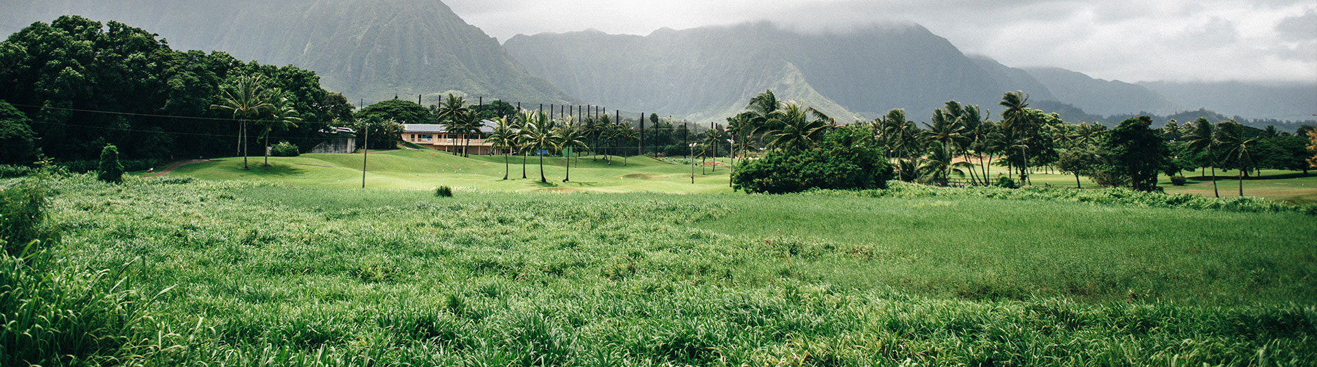 Bay View Golf Course in Kaneohe
